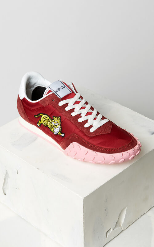 MEMENTO BURGUNDY KENZO MOVE Sneaker for unisex
