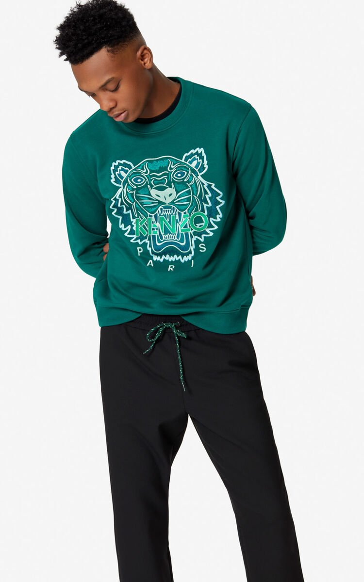 PINE Tiger sweatshirt for men KENZO