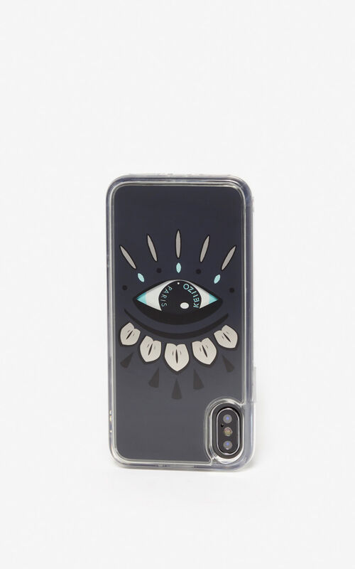 STONE GREY iPhone X/XS Case for women KENZO