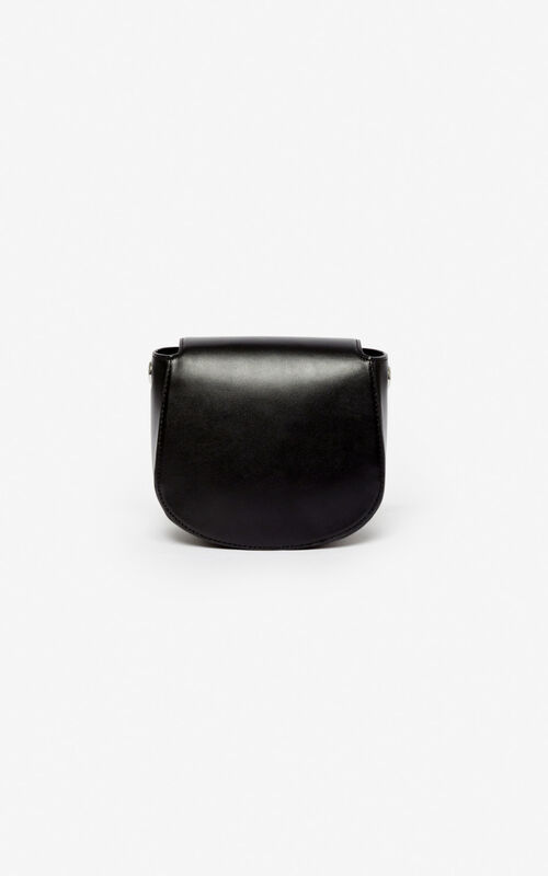 BLACK Kontact Eye cross-body bag for unisex KENZO