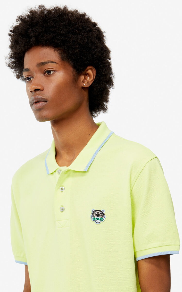 Kenzo - Fitted Tiger polo shirt - 5