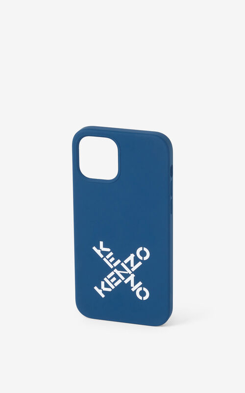 INK iPhone 12 Pro Max Case for unisex KENZO
