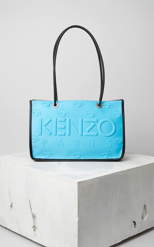 TURQUOISE KENZO Kombo tote bag  for women