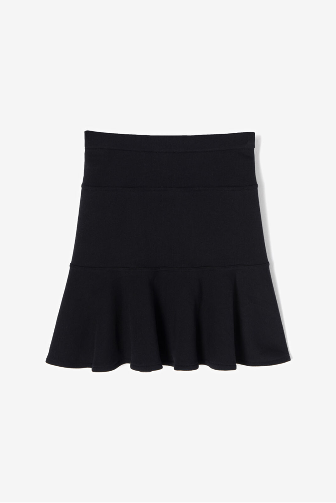 BLACK Tiger Crest Mini Skirt for women KENZO