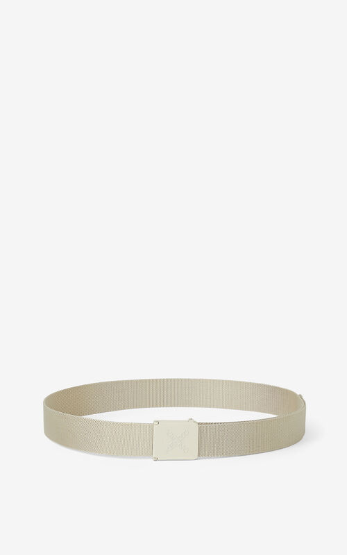 PUTTY KENZO Sport 'Little X' belt for unisex