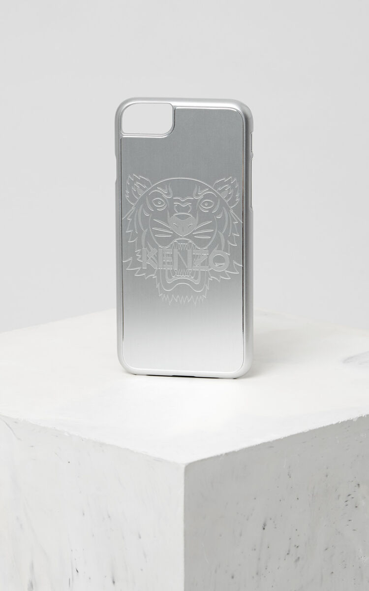 SILVER Tiger iPhone 7/8 case for unisex KENZO