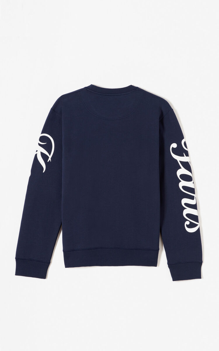 796250ee72 Jumping Tiger' sweatshirt for OUTLET Kenzo | Kenzo.com
