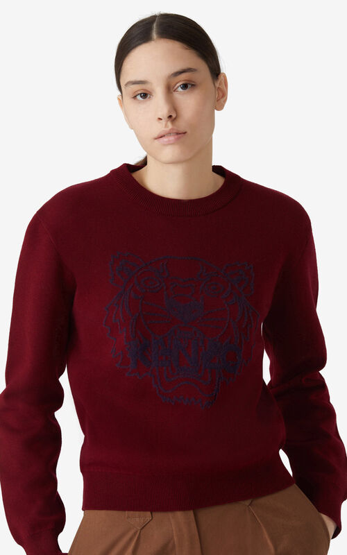 CARMINE Tiger jumper for women KENZO