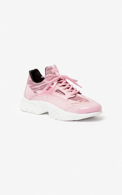 PASTEL PINK Sonic trainers for women KENZO