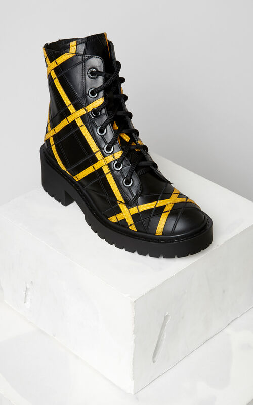 MARIGOLD Pike Embroidered Boot for women KENZO