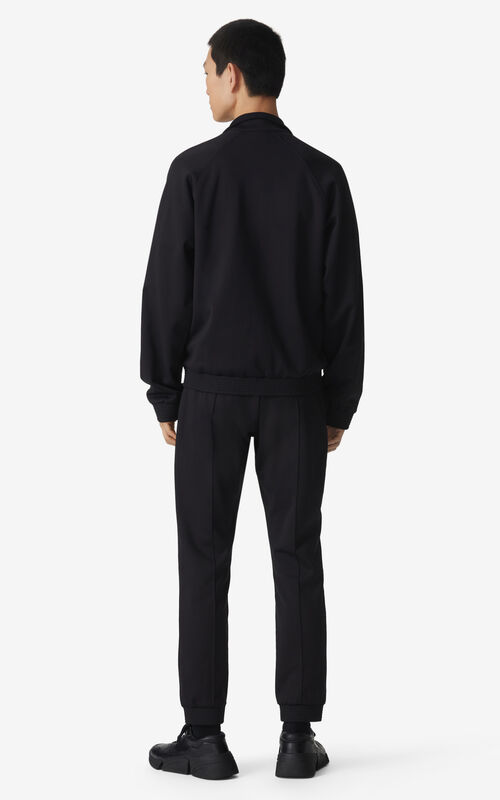BLACK Joggers for men KENZO