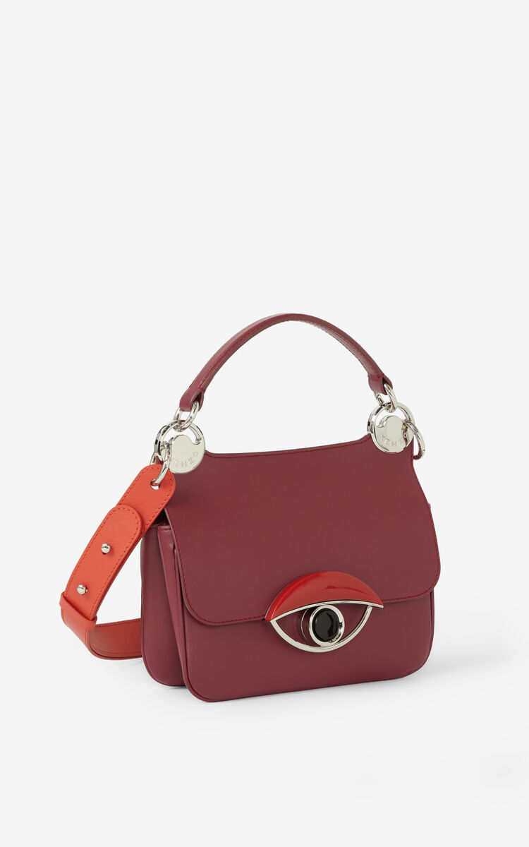 CARMINE TALI leather handbag for unisex KENZO