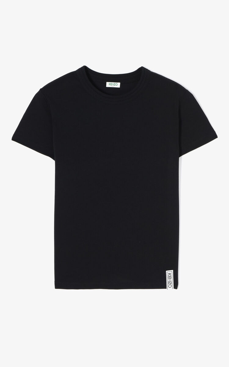 BLACK KENZO t-shirt for women