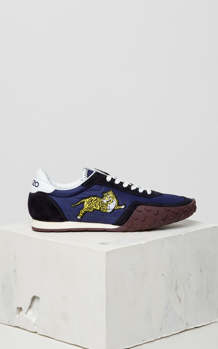 NAVY BLUE KENZO MOVE Sneaker for unisex