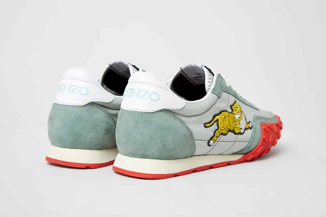 The KENZO Move - The Tiger sneakers